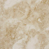 MS International 12 in. x 12 in. Cappuccino Marble Floor and Wall Tile
