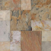 MS International Desert Trail Slate Pattern Natural Gauged Floor and Wall Tile (16 sq. ft./case)