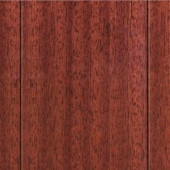Home Legend High Gloss Santos Mahogany 3/8 in. x 3-1/2 in. Wide x 35-1/2 in. Length Click Lock Hardwood Flooring (20.71 sq.ft./case)