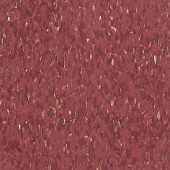 Armstrong Multi 12 in. x 12 in. Jester Red Excelon Vinyl Tile (45 sq. ft. / case)