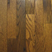 Heritage Mill Rustic Oak Old World Brown 3/4 in. x 2-1/4 in. Wide x Random Length Solid Hardwood Flooring (20 sq. ft. / case)