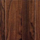 Home Legend Hand Scraped Elm Walnut 3/8 in. Thick x 3-1/2 in. Wide x 35-1/2 in. Length Click Lock Hardwood Flooring (20.71 sq.ft/cs)