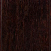 Home Decorators Collection Strand Woven Walnut 3/8 in.Thick x 4-3/4 in.Wide x 36 in. Length Click Lock Bamboo Flooring (19 sq. ft. / case)
