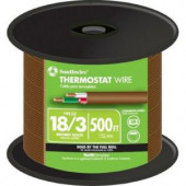 Southwire 18-3 Thermostat/Bell Wire (By-the-Foot)