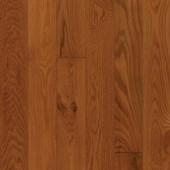 Mohawk Gunstock Oak 3/8 in. Thick x 3 in. Wide x Random Length Engineered Hardwood Flooring (23 sq. ft. / case)
