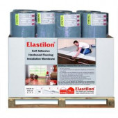 Elastilon Strong 3.25 ft. Wide x 82.02 ft. Long Self Adhesive Hardwood Floor Install System (Covers 269.10 sq. ft. x 6 roll/skid)
