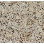 MS International 12 in. x 12 in. St. Helena Gold Granite Floor and Wall Tile
