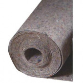 MP Global Insulayment 33 ft. 4 in. x 3 ft. x 1/8 in. Acoustical Recycled Fiber Underlayment