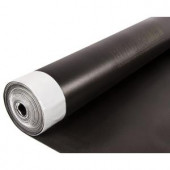 Roberts Black Jack 100 sq. ft. 28 ft. x 43 in. x 2.5 mm Premium 2-in-1 Underlayment for Laminate and Engineered Wood Floors